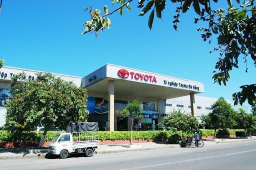 Công ty TNHH MTV Toyota Đà Nẵng - Công ty cổ phần Phú Tài