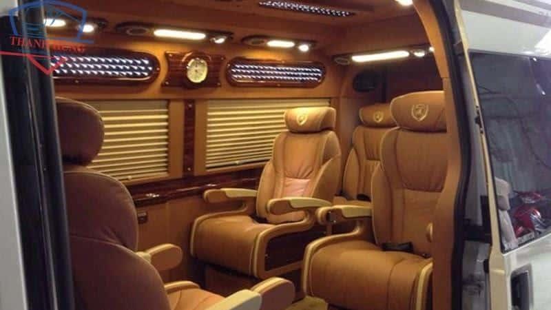 Cho Thuê xe limousine đi Phan Thiết