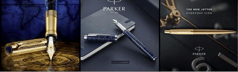 Bút Parker thương hiệu hàng đầu của Mỹ