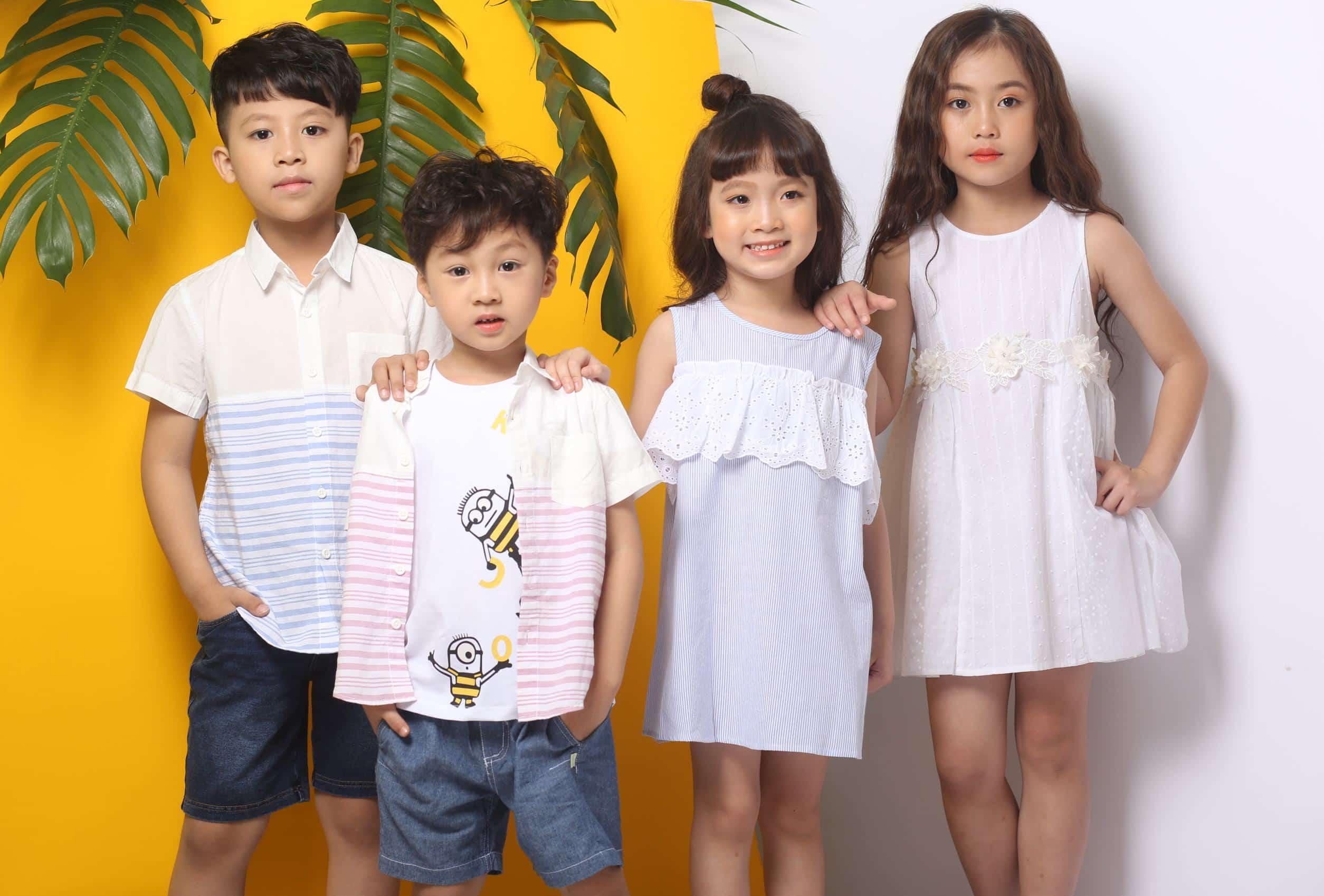Một số thương hiệu quần áo trẻ em cao cấp mà bạn nên biết để dễ dàng mua  sắm cho bé - Jadiny