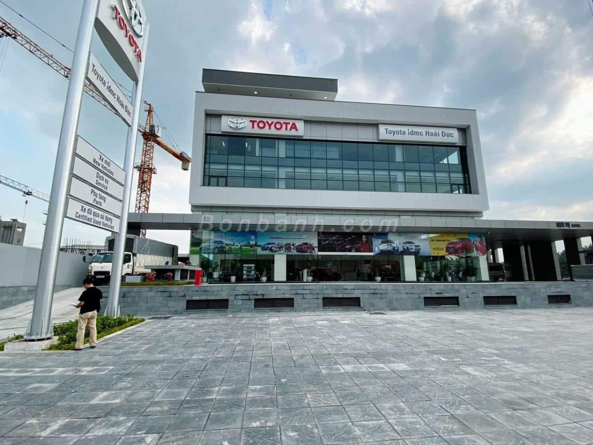 Toyota Hoài Đức: Đại lý Chính thức của Toyota Việt Nam