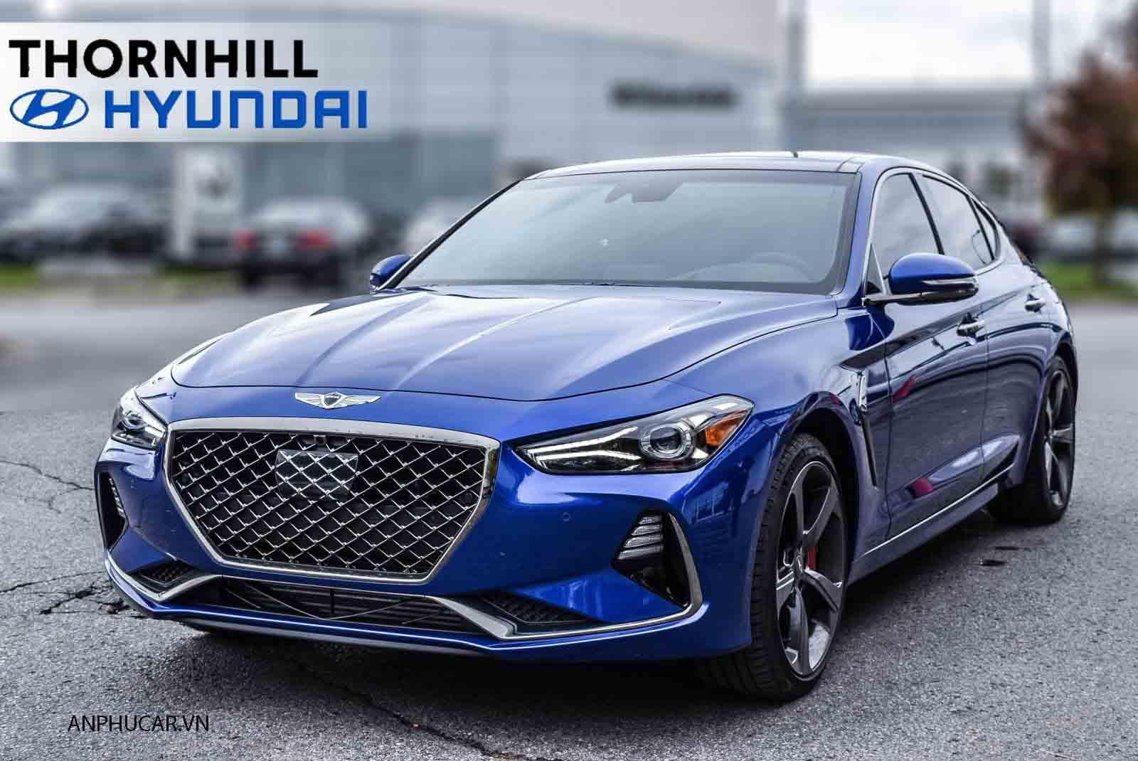 Đánh giá Hyundai Genesis 2020 mẫu xe sang trọng Hàn Quốc