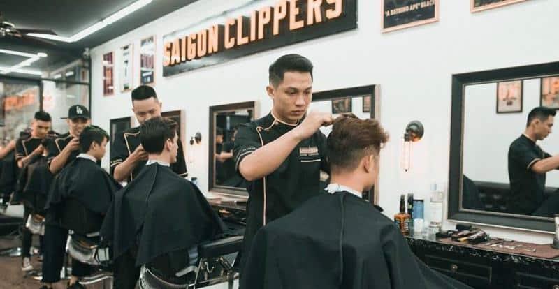 Top 9 Tiệm cắt tóc nam đẹp và chất lượng nhất quận 10, TP. HCM - Toplist.vn