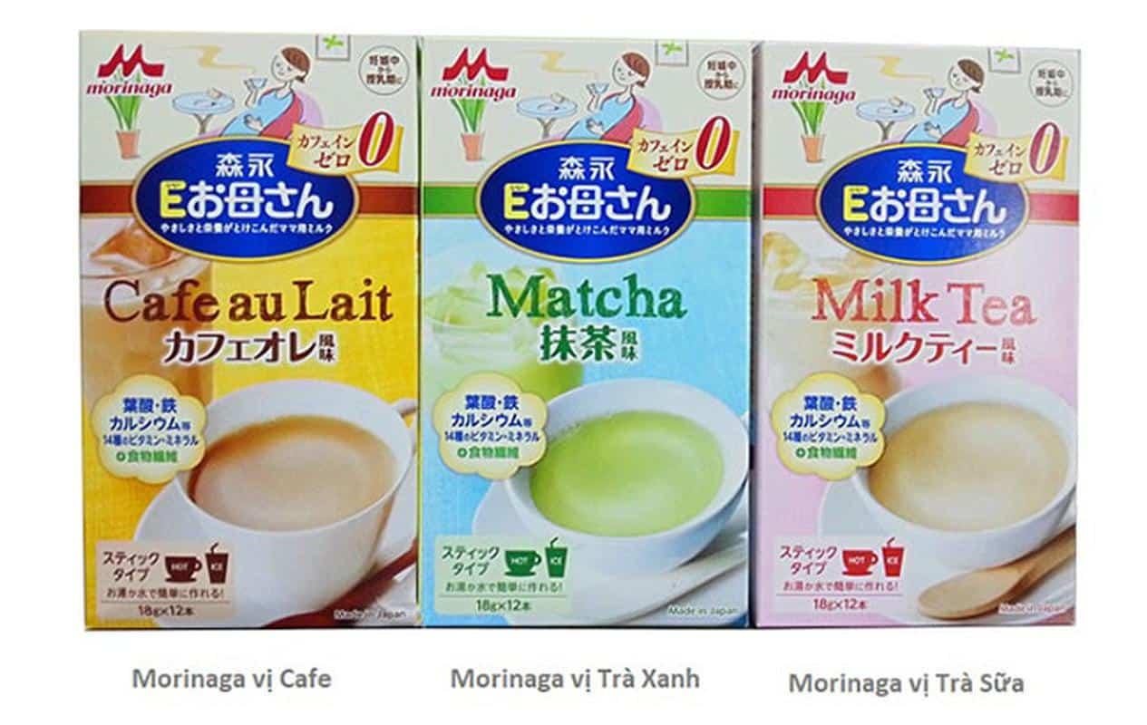 Sữa Bầu Morinaga: Thành Phần, Công Dụng, Giá Bán Review