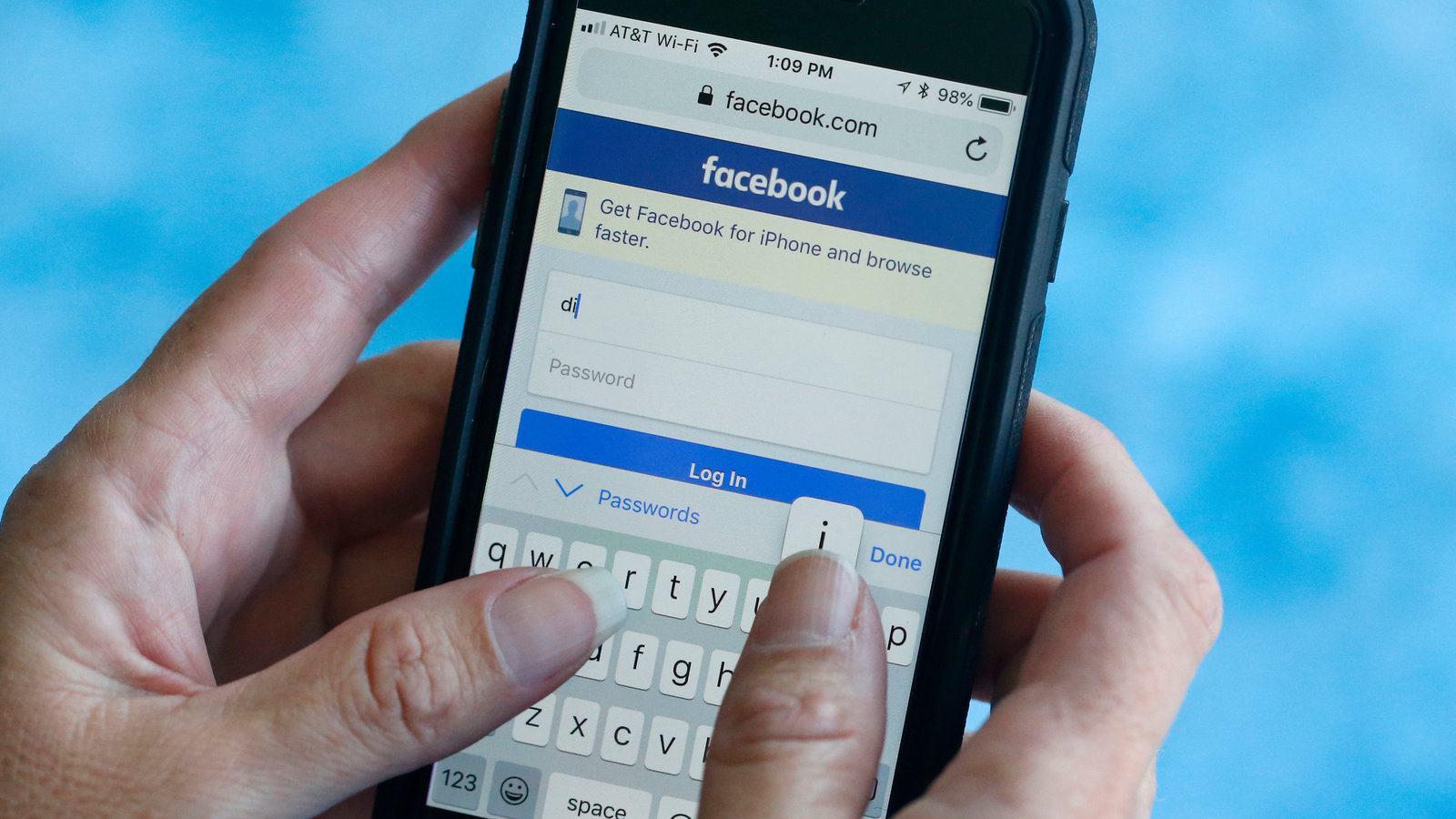 Cách lấy lại mật khẩu facebooknhanh chóng