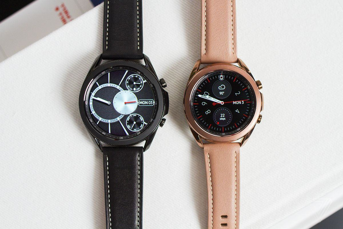 Samsung ra mắt Galaxy Watch 3 giá từ 9,5 triệu đồng