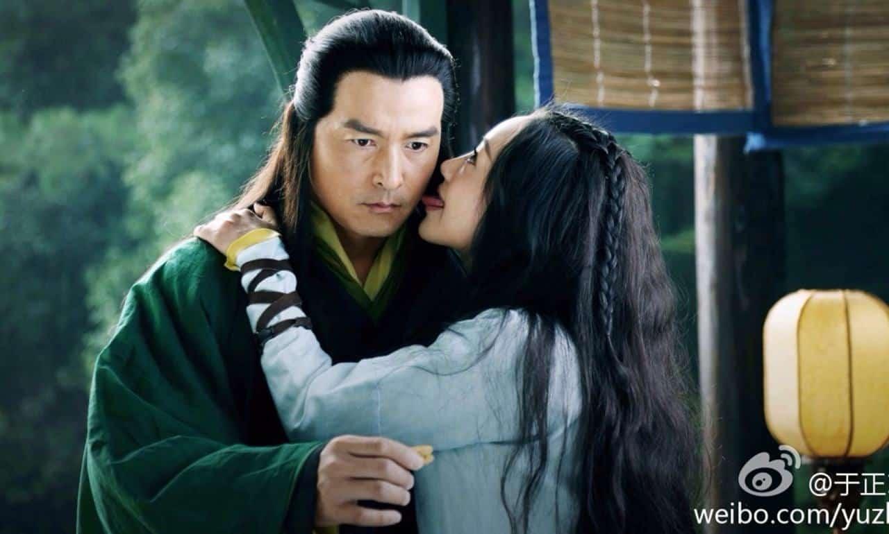 Những chuyện tình đậm 'mùi' Vu Chính trong phim kiếm hiệp Kim Dung