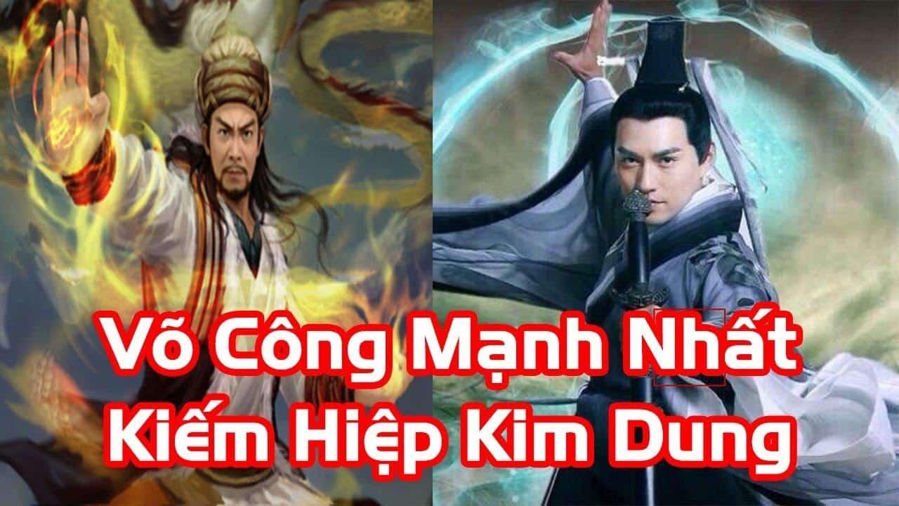8 Bộ Kiếm Hiệp Hay Nhất của Kim Dung được chuyển thành Phim Kinh Điển - YouTube