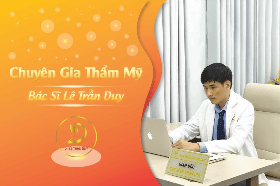 GIỚI THIỆU- Thẫm mỹ bác sĩ Lê Trần Duy ( DR DUY)