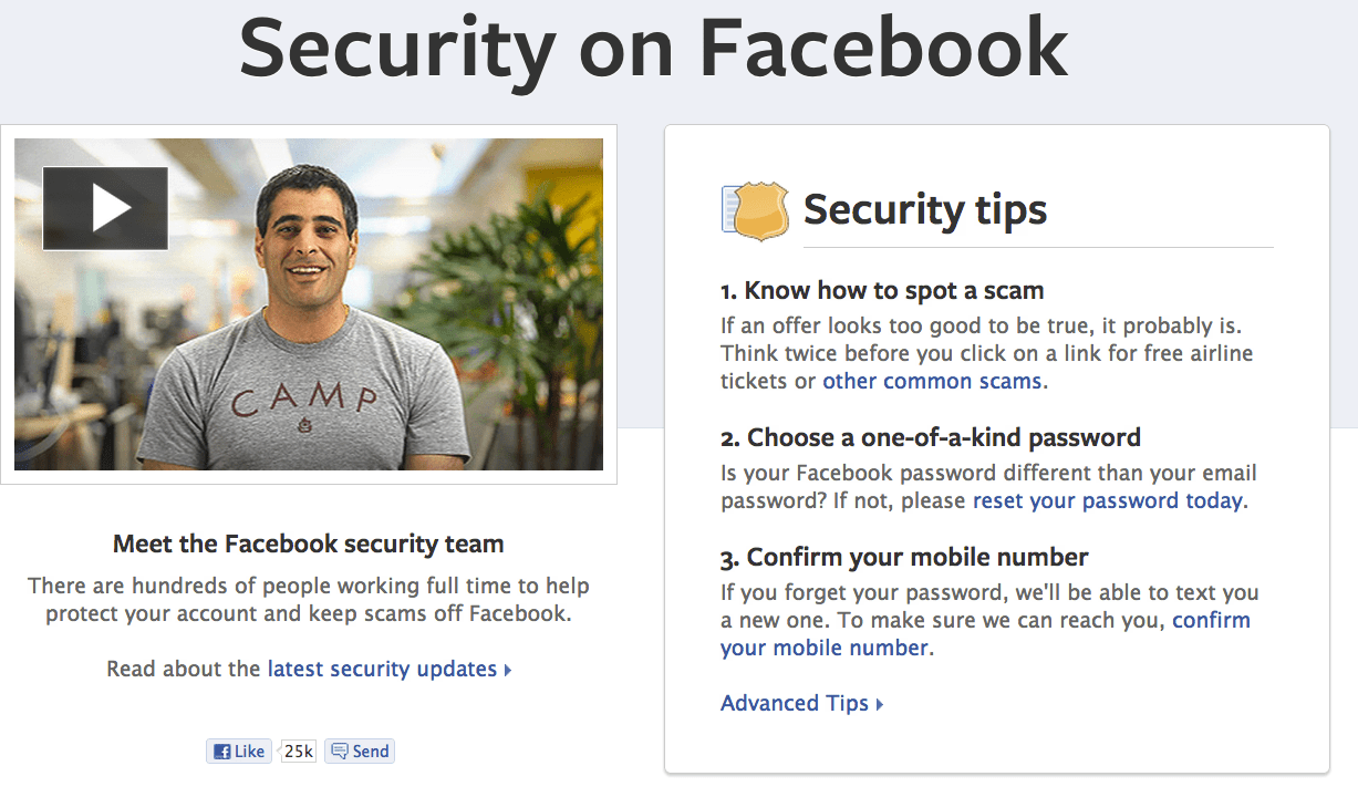 Facebook Asks Every User For A Verified Phone Number To Prevent Security Disaster   TechCrunch