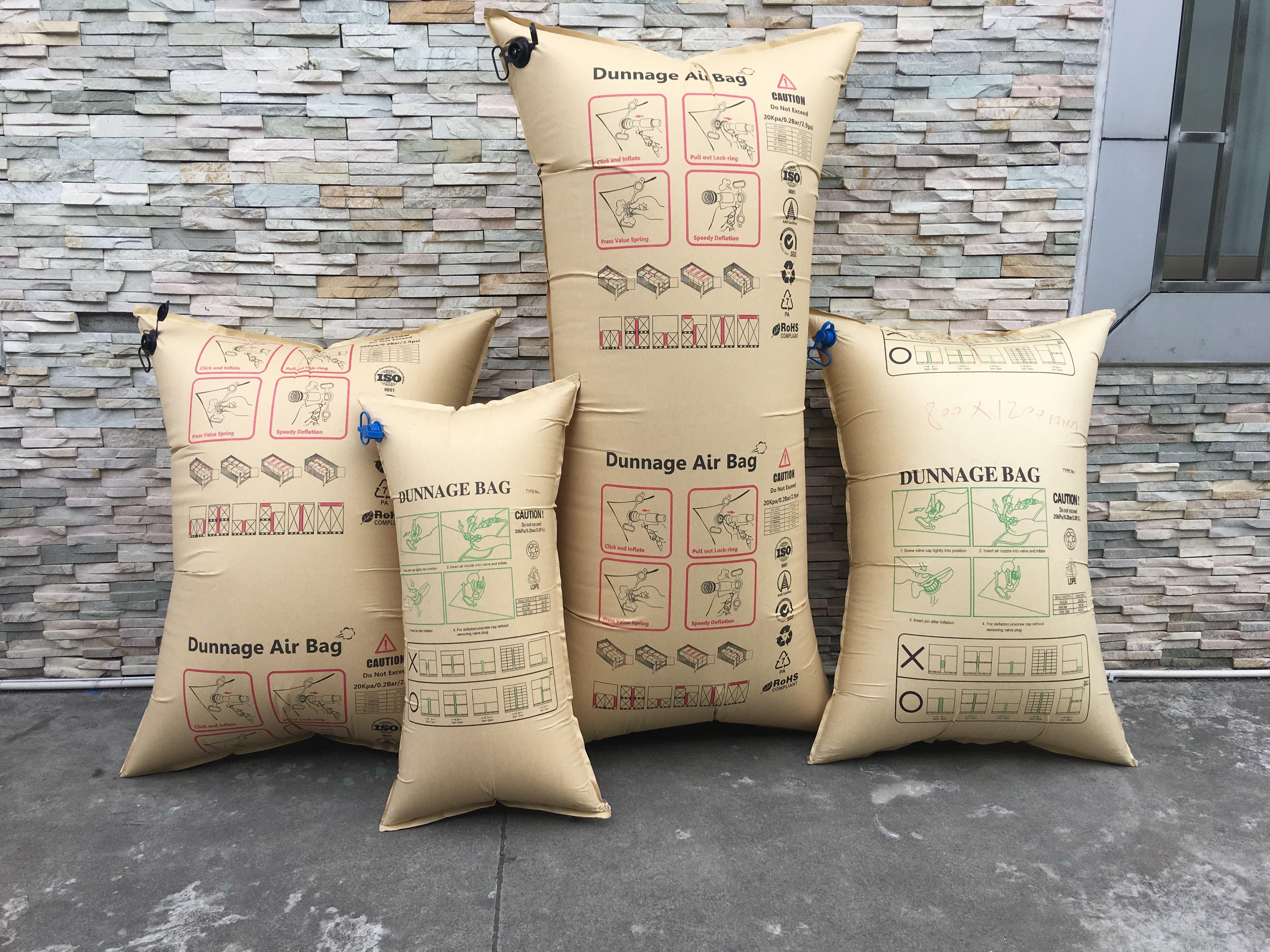 Túi khí chèn hàng containerhiệu quả