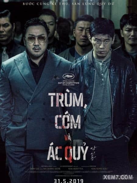 Phim Trùm, Cớm Và Ác Quỷ - The Gangster, The Cop, The Devil / Villain Story (2019) [HD-Vietsub+Thuyết Minh]