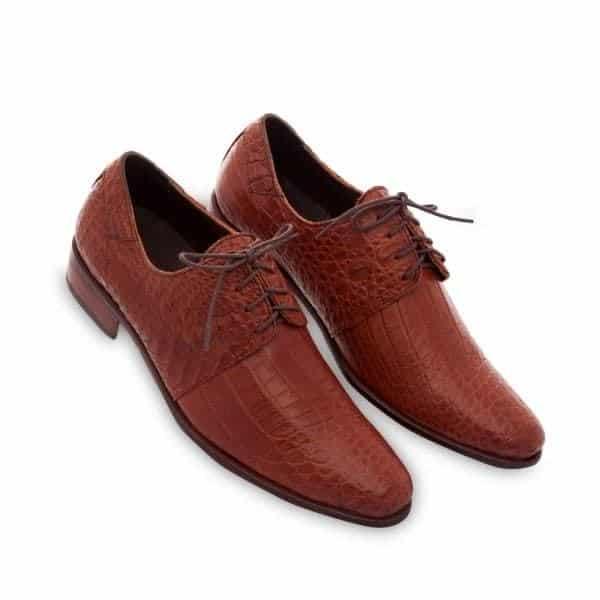 Giày da cá sấu chất lượng, thời thượng cho nam giới