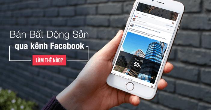 5 bước kinh doanh bất động sản trên Facebook - Kyna.vn