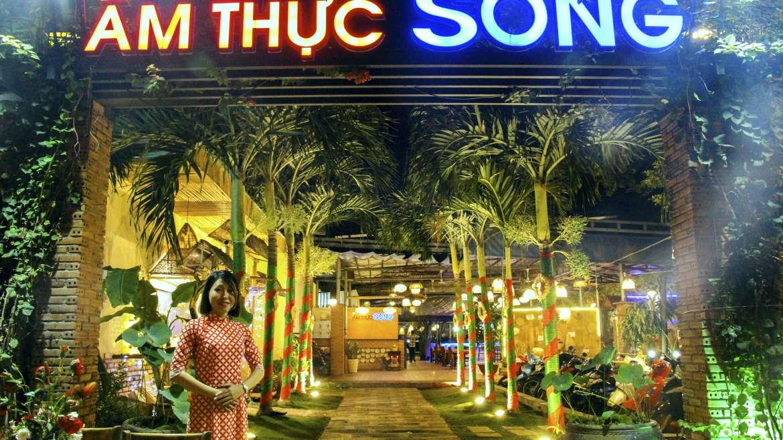 MÔ HÌNH ẨM THỰC NAM BỘ – NHÀ HÀNG MEKONG QUÁN – ẨM THỰC SÔNG – Saigon Asset
