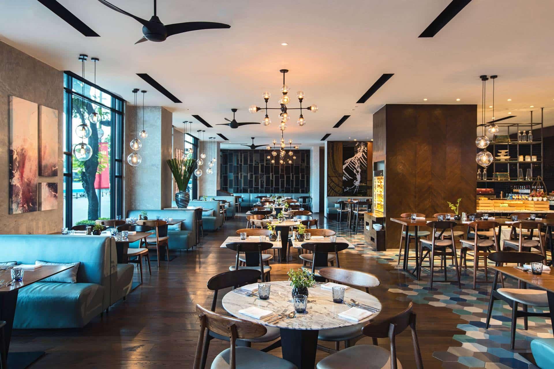 Top 8 nhà hàng sang trọng ở Sài Gòn cho bữa tối Ngày Phụ Nữ thêm đáng nhớ