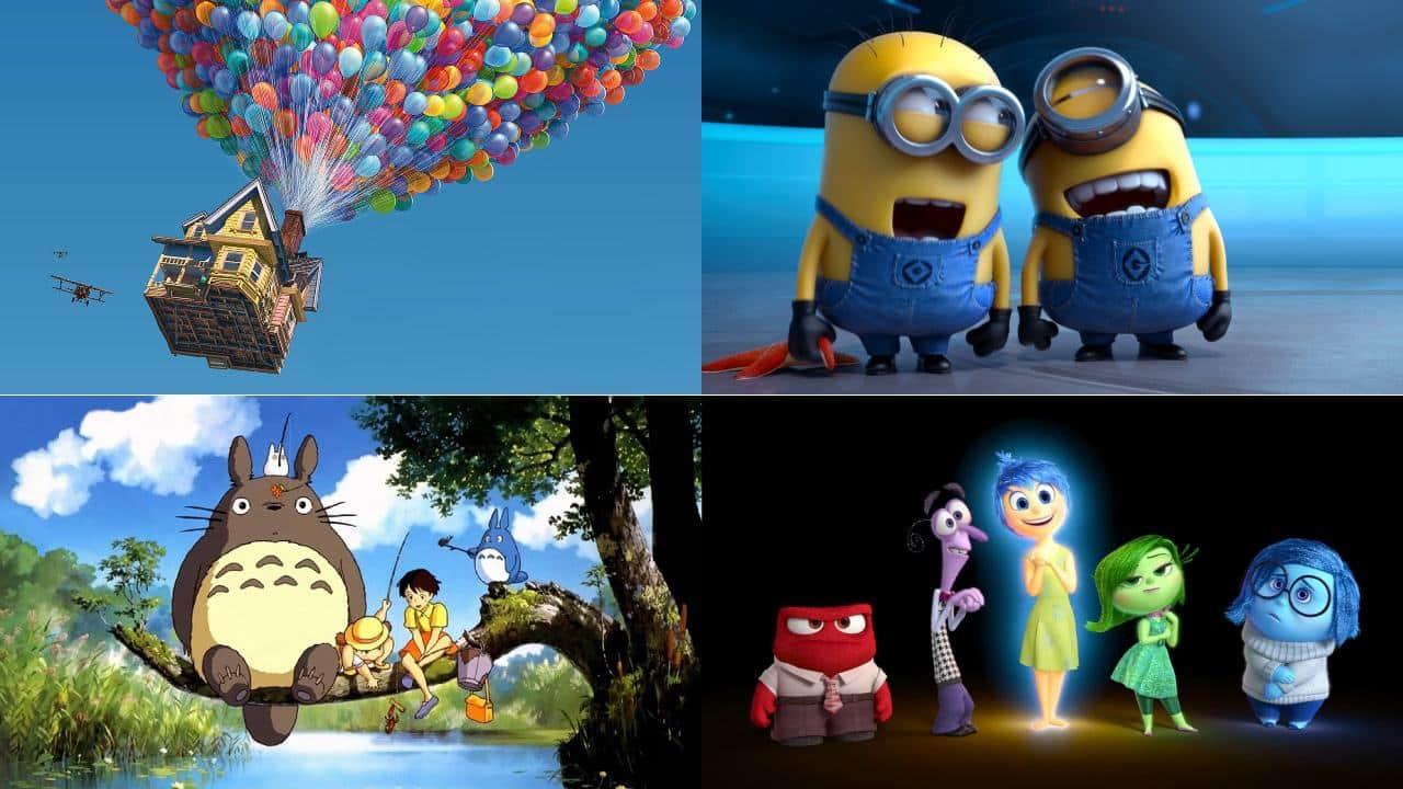 Top 25 phim hoạt hình hay nhất mọi thời đại - POPS