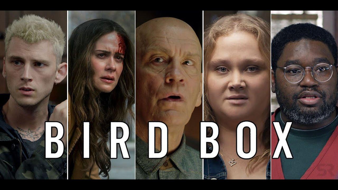 Review phim Kinh Dị: Lồng Chim (Bird Box) - YouTube