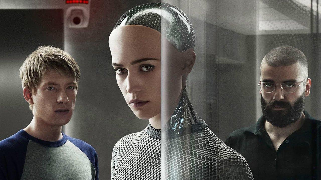 Review Phim Hay 2020 : Cỗ Máy - Ex Machina 2014 ( Tóm Tắt Phim ) - YouTube