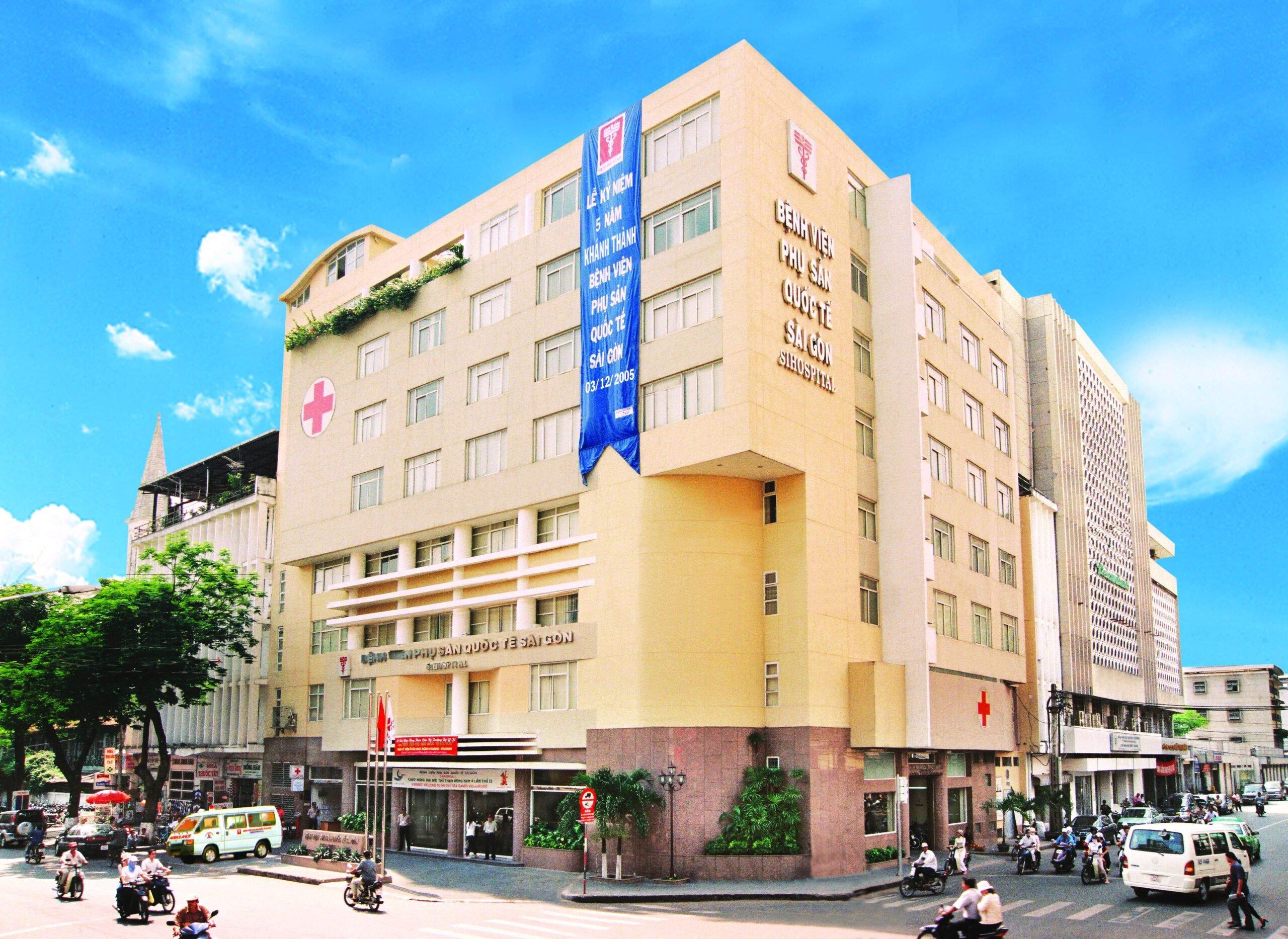 Bệnh viện Phụ sản quốc tế Sài Gòn | Health Care 24/7