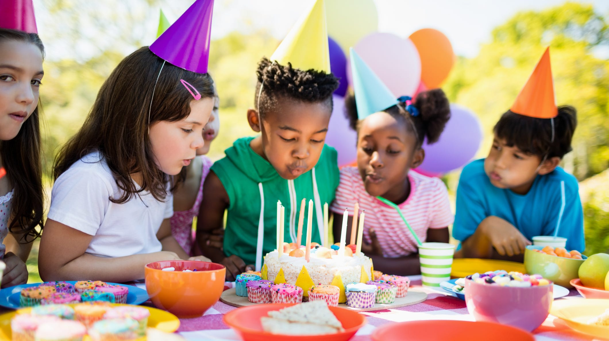 WNC Parent 2019 Birthday Guide: Places to party