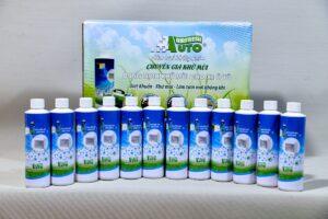 Dung Dịch Khử Mùi Airfresh Auto