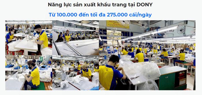 Top 6 cơ sở in khẩu trang vải tốt nhất HCM (4)