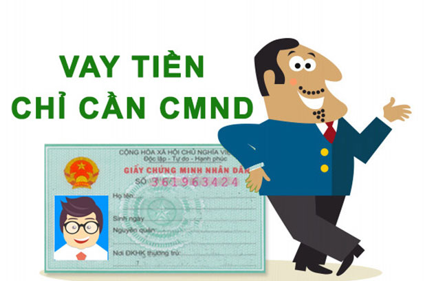 Ưu và nhược điểm của vay tín chấp cmnd/cccd