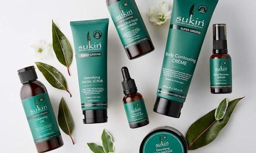 Sukin Beauty - Mỹ phẩm làm đẹp từ thiên nhiên - Mỹ phẩm thiên nhiên