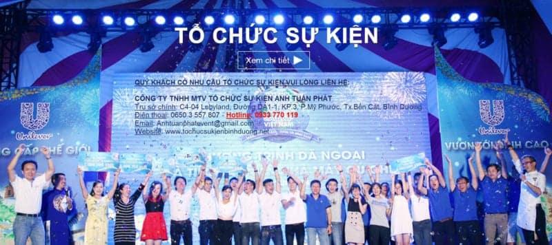 ZUNIK GROUP - Công ty tổ chức sự kiện chuyên về Ý Tưởng tại Việt Nam