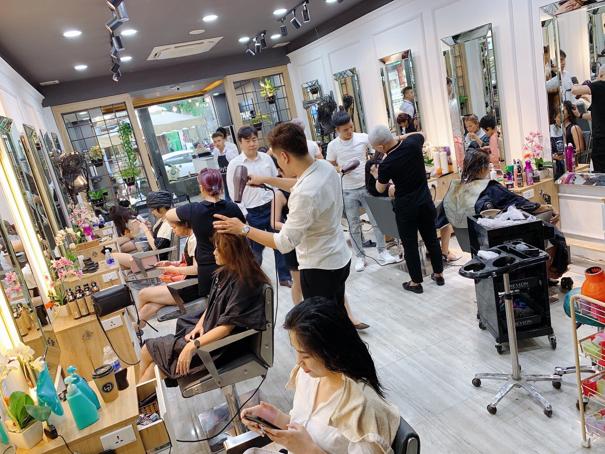 Việt Paris Hair Salon | WhereToVietnam.com