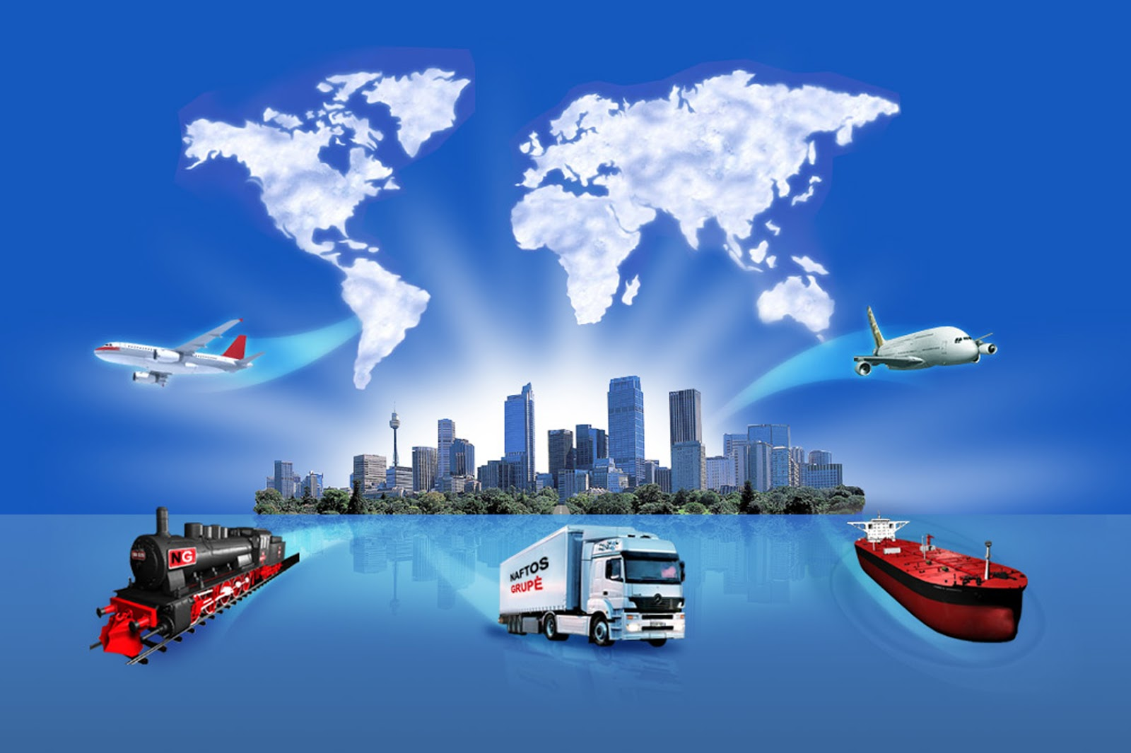 Bảng giá dịch vụ vận chuyển ship hàng hóa quốc tế 2021