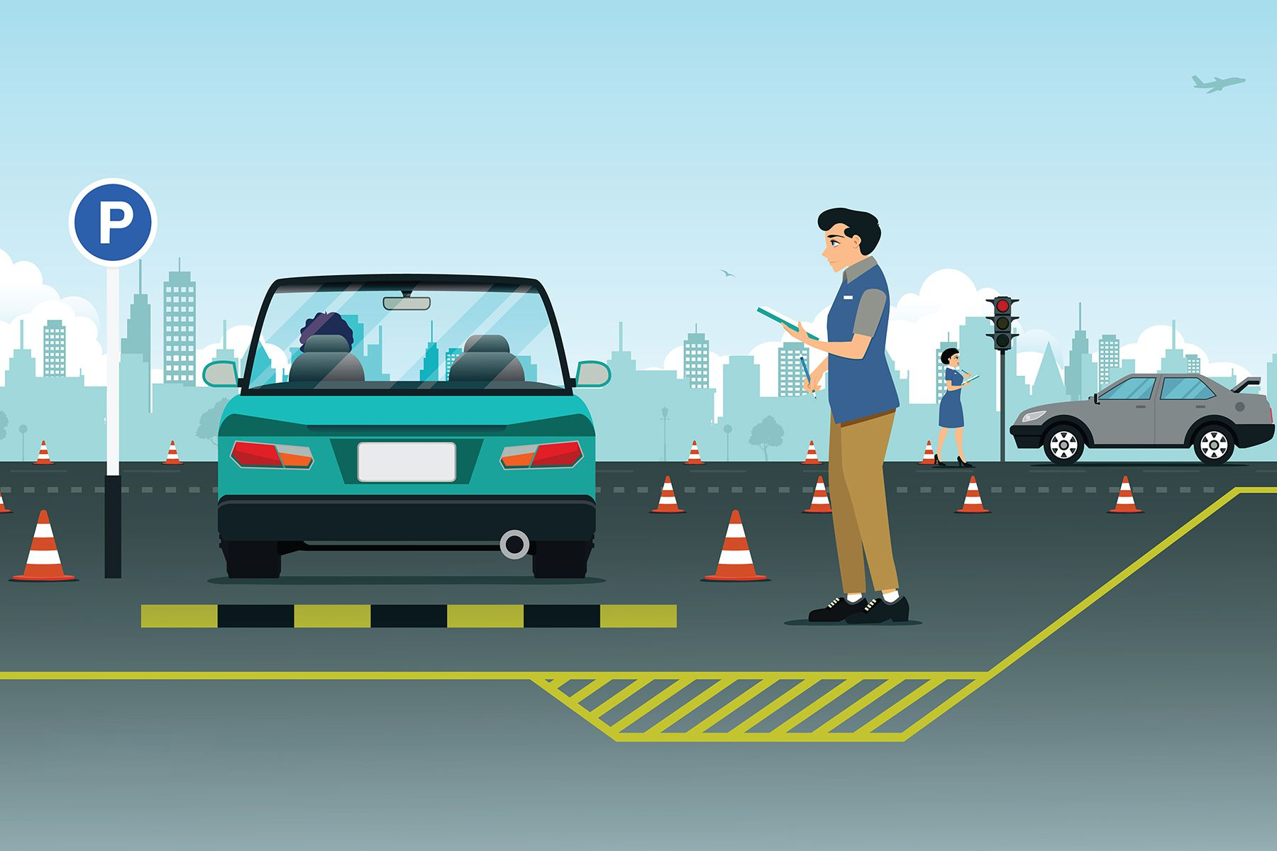 Trung tâm đào tạo lái xe uy tín ở TPHCM