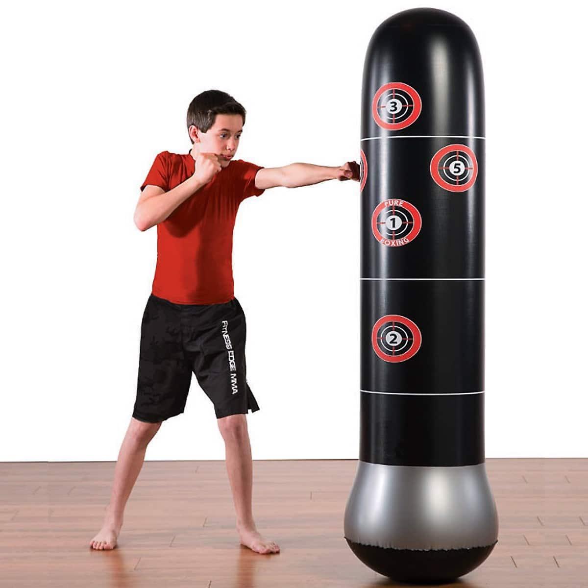 Trụ đấm bốc phản xạ tự cân bằng Pure Boxing | tại Hà Nội