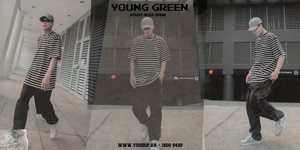 Shop thời trang YG Shop