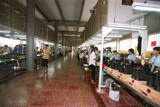 Hướng đi mới giải quyết bài toán lao động của Công ty CP Giày Ngọc Hà