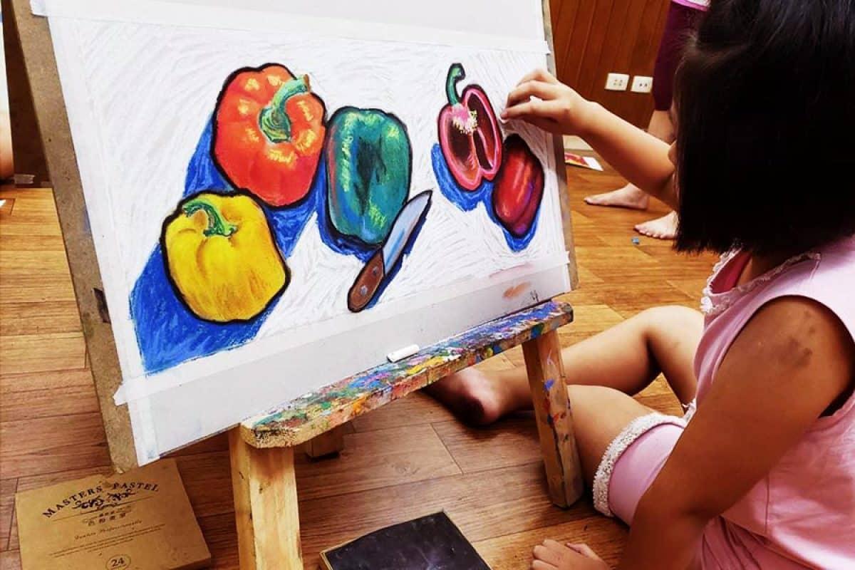 Mỹ thuật thiếu nhi: Lớp học vẽ tranh cho trẻ em Cần Thơ | Cần Thơ Plus