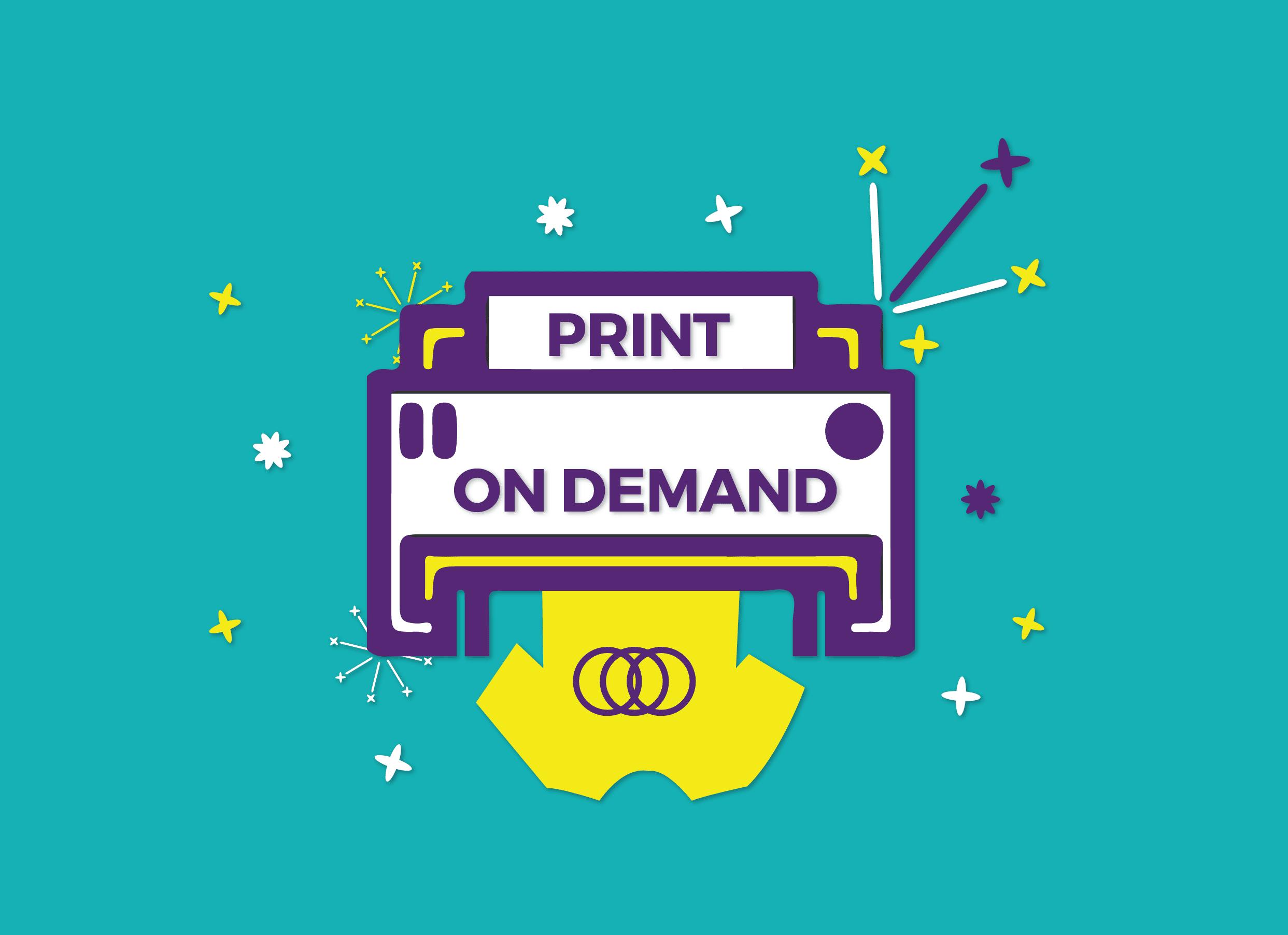 Print on demand là gì? Tầm quan trọng và cách vận hành mô hình POD này