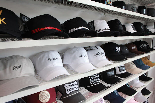 Shop Mũ Nam Premi3r