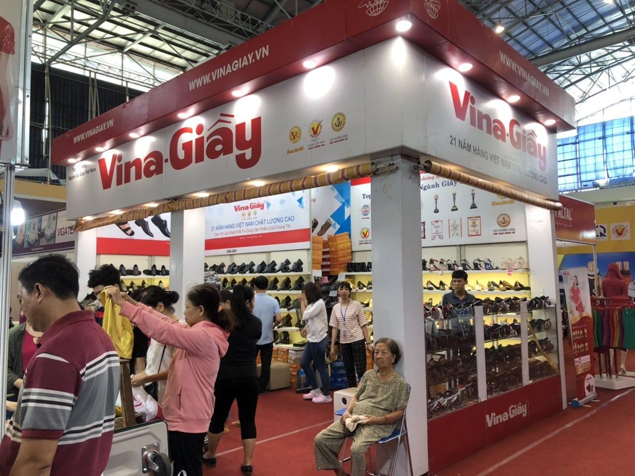 Công ty cổ phần Vina Giầy quận Bình Thạnh   DanhSachCuaHang
