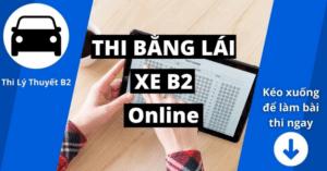 Thi Bang Lai Xe Online