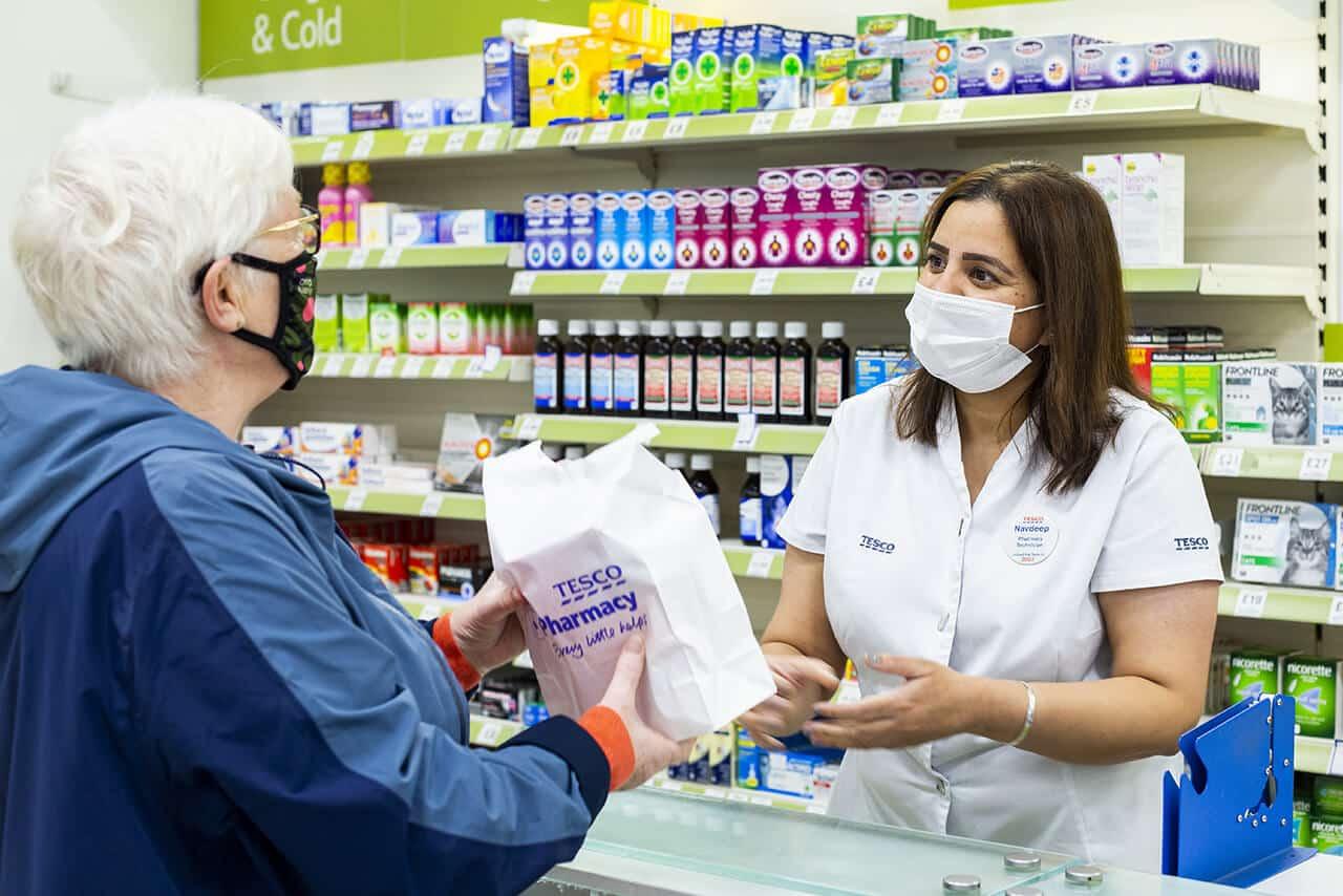 Tesco Pharmacy Portlaoise | Tesco