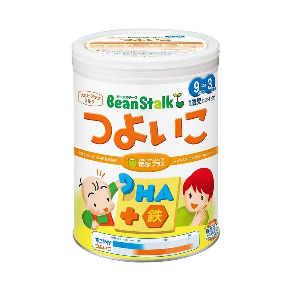 Sữa BeanStalk số 9 Nhật Bản 820g (Cho bé 9-36 tháng)