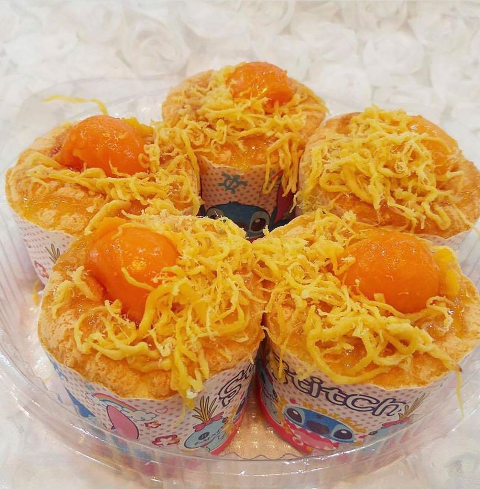 Bánh sinh nhật bông lan trứng muối TPHCM 8
