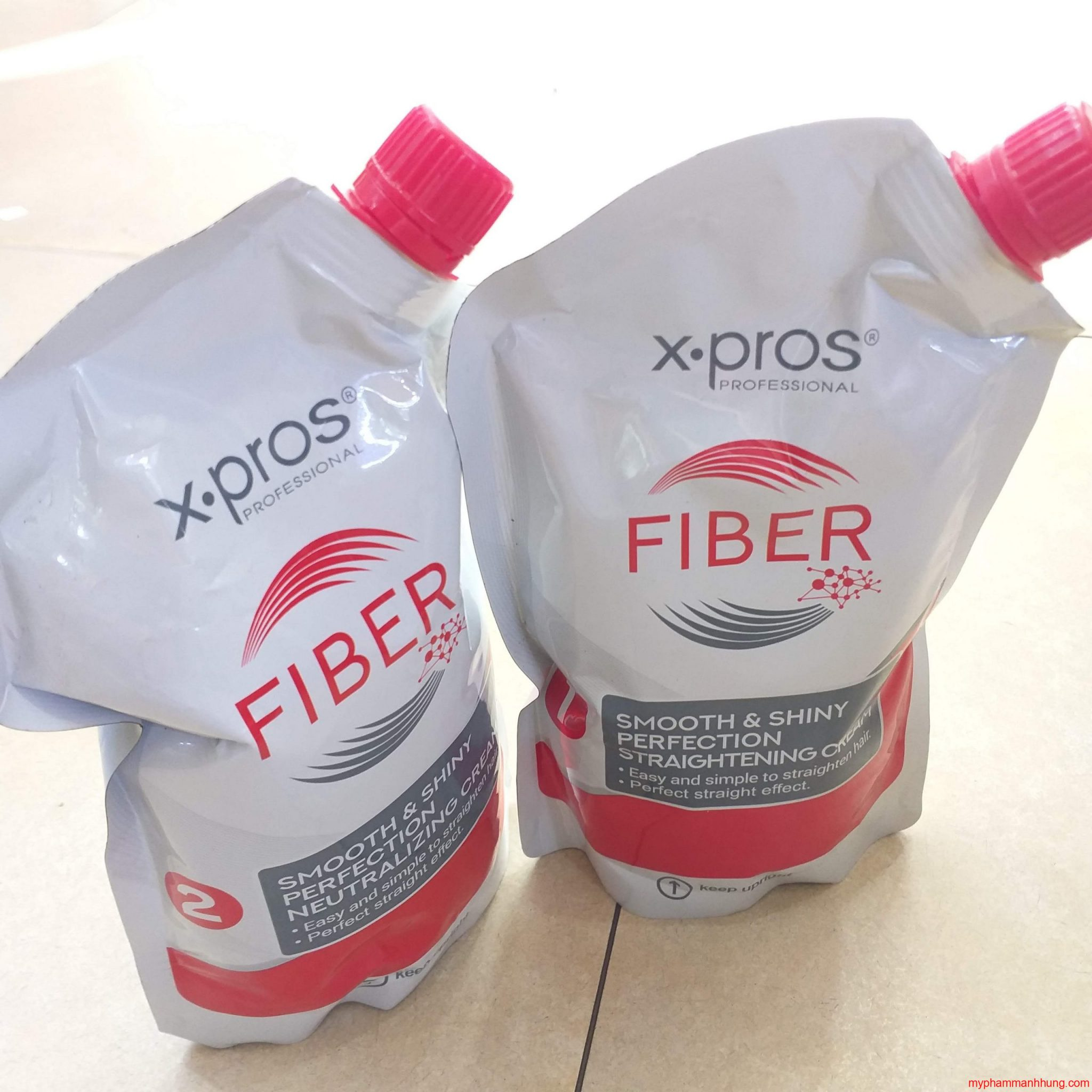 THUỐC ÉP DUỖI VOLUME X-PROS FIBER 500ML X2