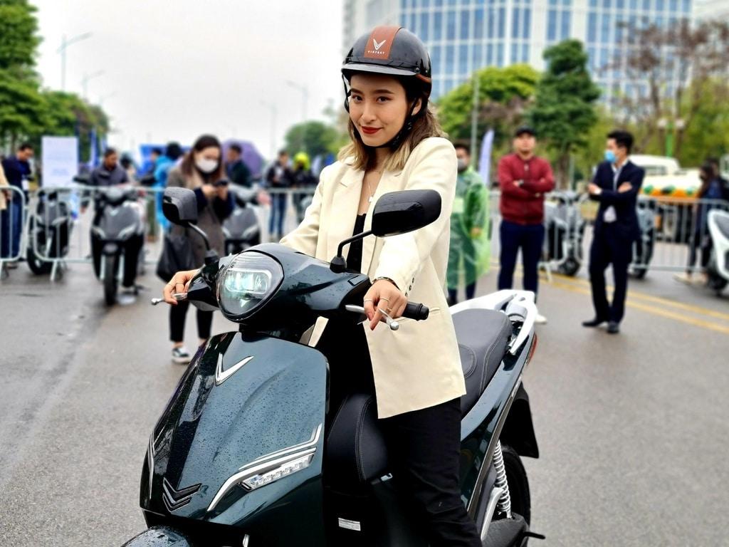 VinFast Feliz, xe máy điện cạnh tranh Honda Vision/Yamaha Janus