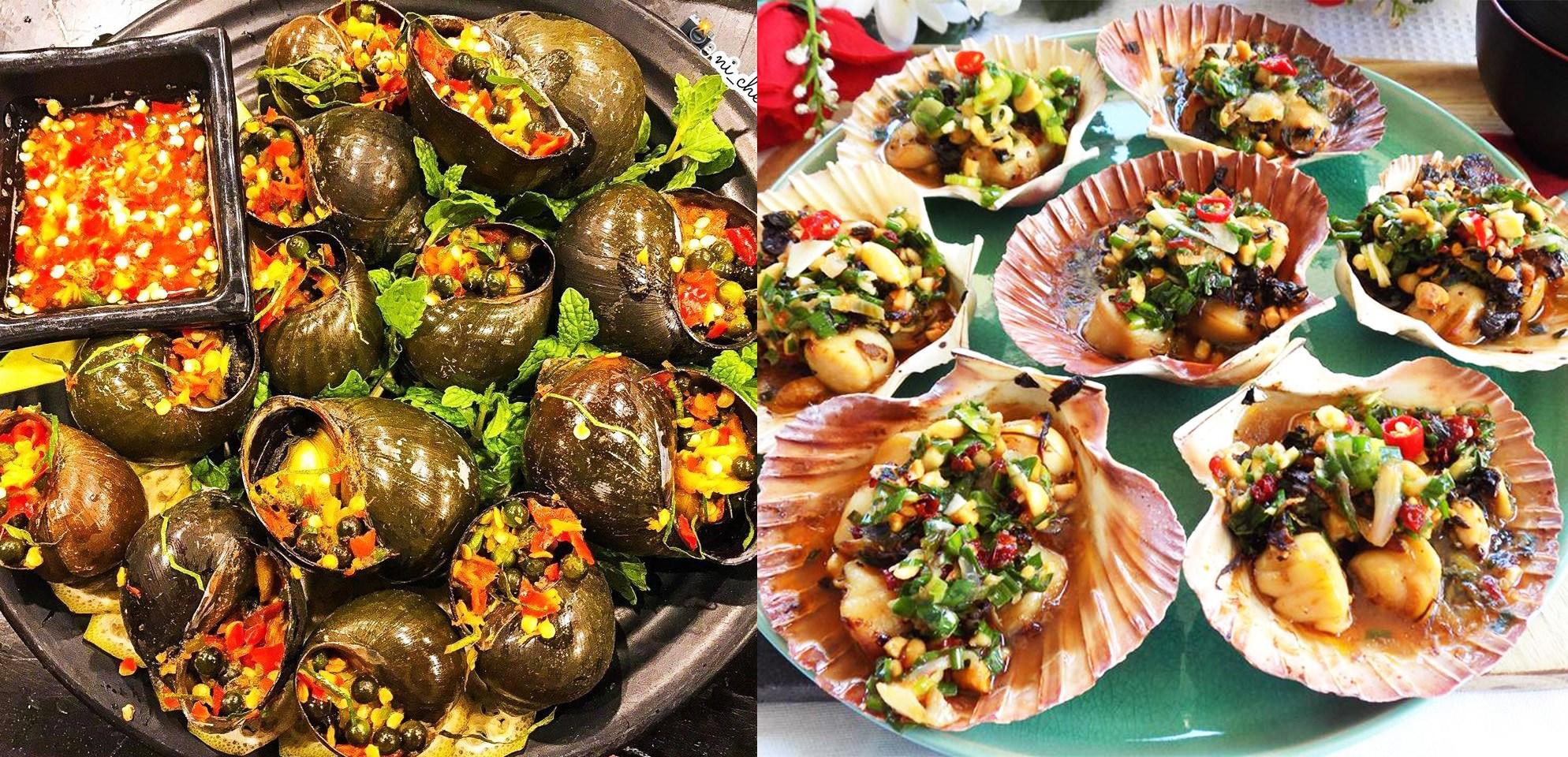 Công thức 15 món ốc, sò dễ làm tại nhà, ngon đậm đà hương vị ~ Ẩm Thực  Thông Thái