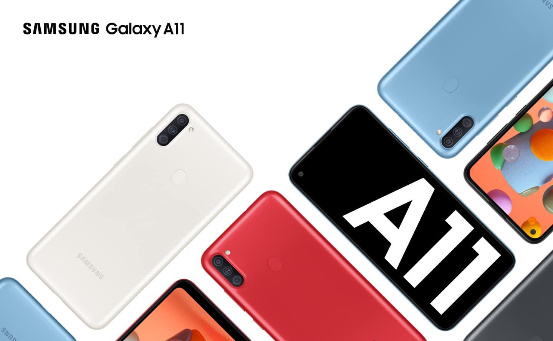 Samsung Galaxy A11 ra mắt tại Việt Nam: Camera góc rộng 115 độ, có sạc nhanh, giá dưới 4 triệu | Sforum