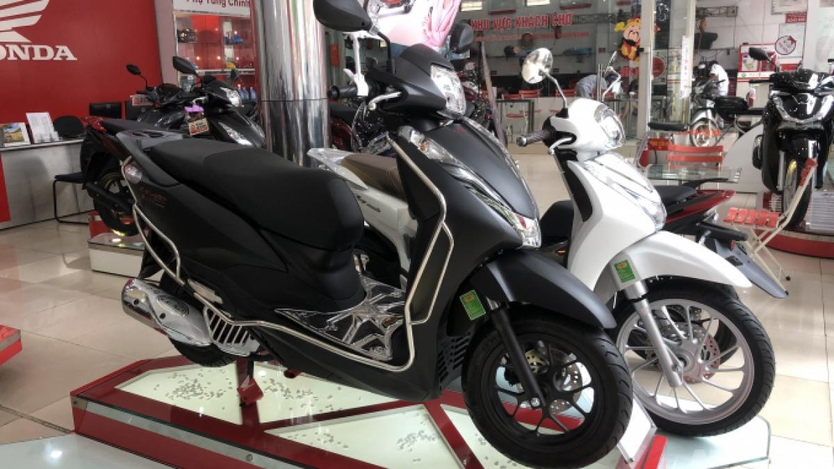 Cửa hàng xe máy cũ Hà Nội (3)