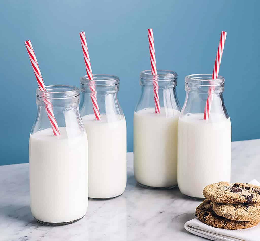 Tác dụng của sữa tươi, uống sữa tươi - Bài Thuốc Quý